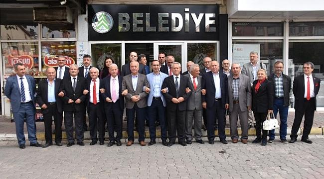 Türkiye Genelindeki Balıkesirli Dernekler Dursunbey'de Buluştu