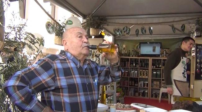 83 Yaşındaki Yaşlı Adam Sağlığının Sırrını Açıkladı