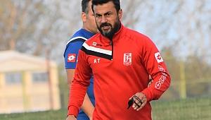 Teknik Direktör Ali Tandoğan:
