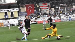 Bal-kes Ankara'dan Puansız Dönüyor
