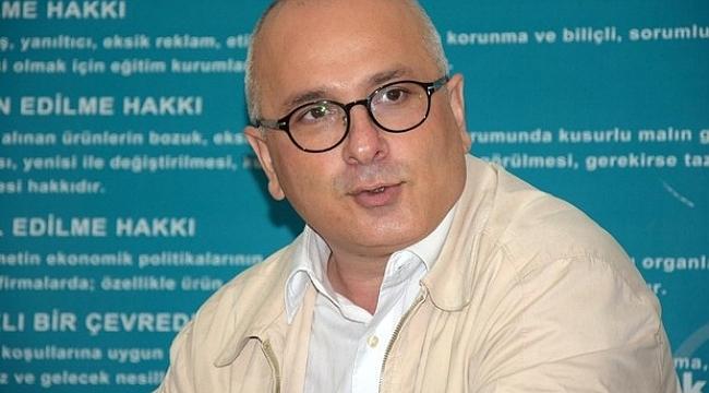 Balıkesir CHP'de başkanlığa Murat Karacan aday oldu