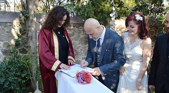Özel gün 02.02.2020'de ikinci bahar nikahı