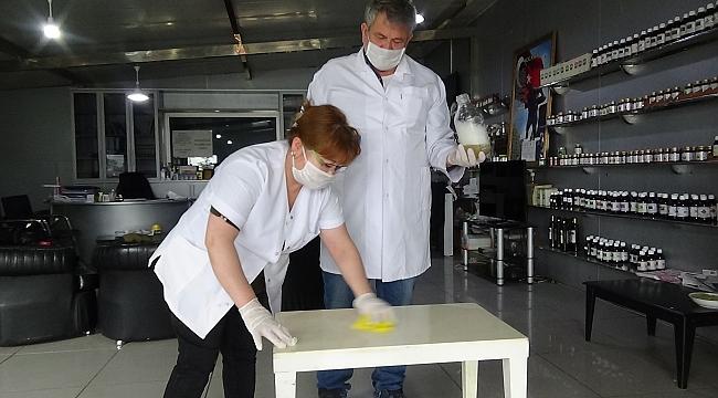 Türk Ar-Ge firması yenilebilir şifalı sabunu üretti