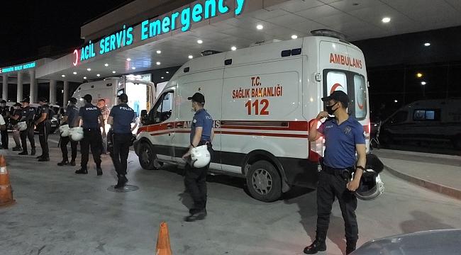 Burhaniye'de silahlı çatışma: 2 ölü 8 yaralı