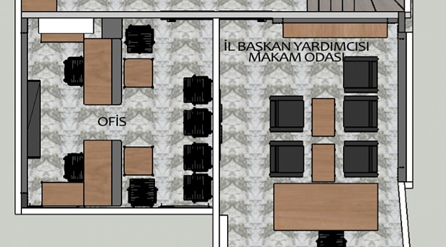 MHP Balıkesir İl Başkanlığına yeni bina