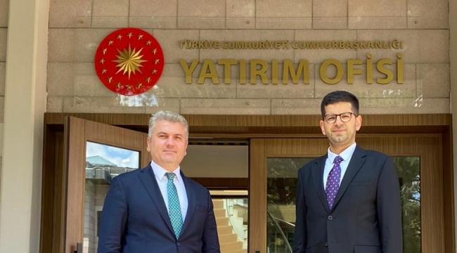 Mustafa Canbey, Cumhurbaşkanlığı Yatırım Ofisi'nde