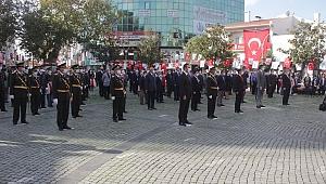 29 Ekim Cumhuriyet Bayramı Edremit'te kutlandı