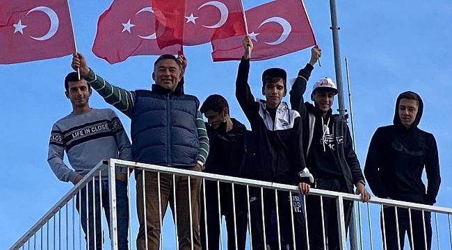 Gençler Cumhuriyetin 97. Yılında zirvede buluştu