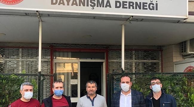 İzmir'deki depremzede Balıkesirliler'den desteklere teşekkür