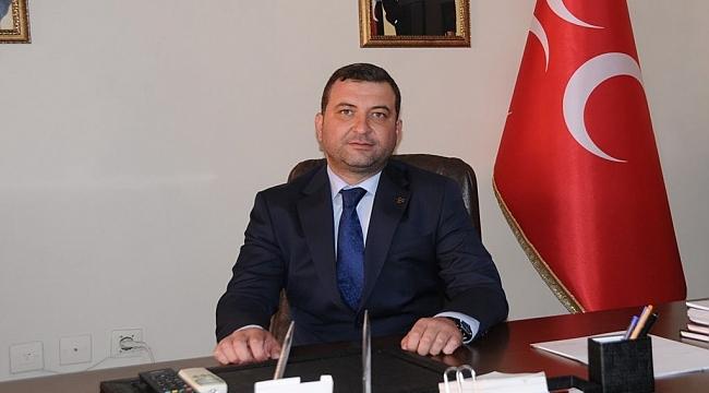 MHP İl Başkanı Gökay Yüksel'den, CHP İl Başkanı Sarı'ya cevaplar