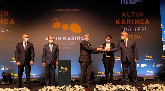 Sabahattin Ali Anı Evi Projesi'ne Altın Karınca ödülü