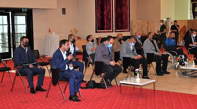 Roman Vatandaşlara Yönelik Eylem Planı Değerlendirme Toplantısı Yapıldı